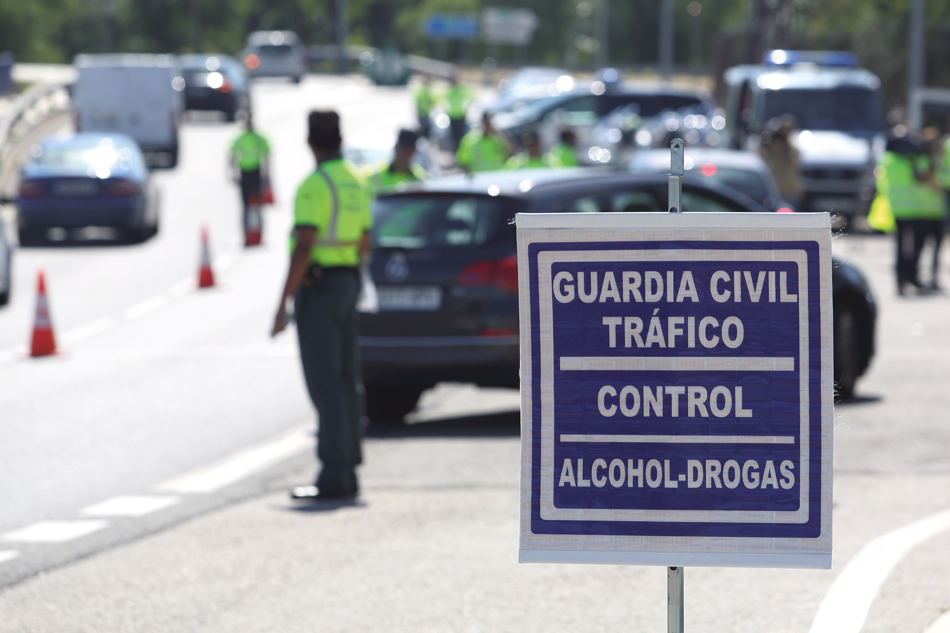 450 conductores borrachos o drogados denunciados al día