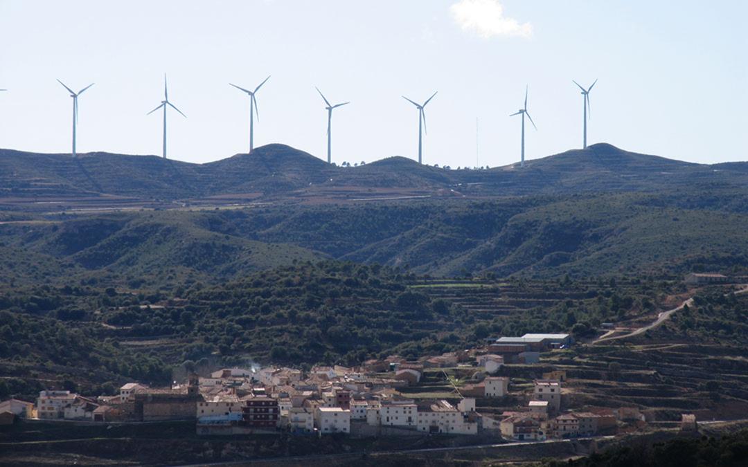 Bordón, en el Maestrazgo, uno de los municipios afectados