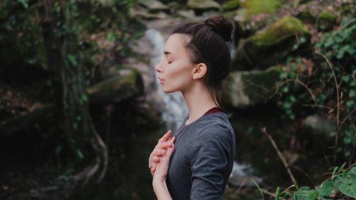 Pranayama, respiración consciente yoga