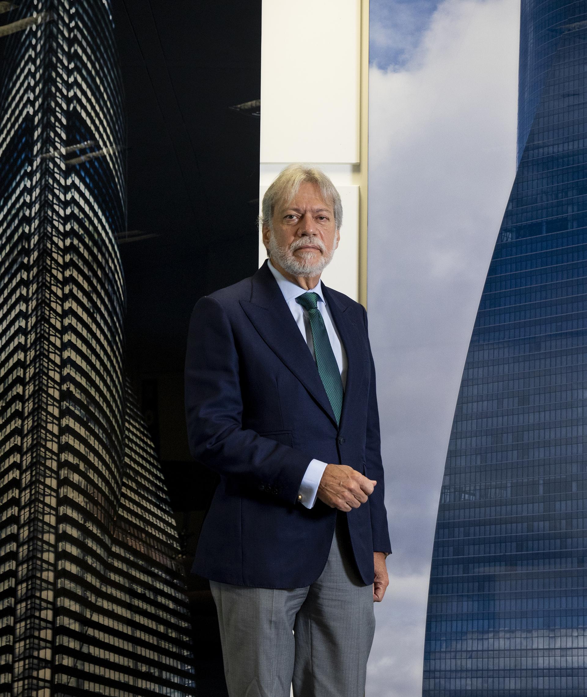 """Luis Amodio: """"En toda Latinoamérica miramos a España. El Gobierno debe fomentar la inversión extranjera"""""""
