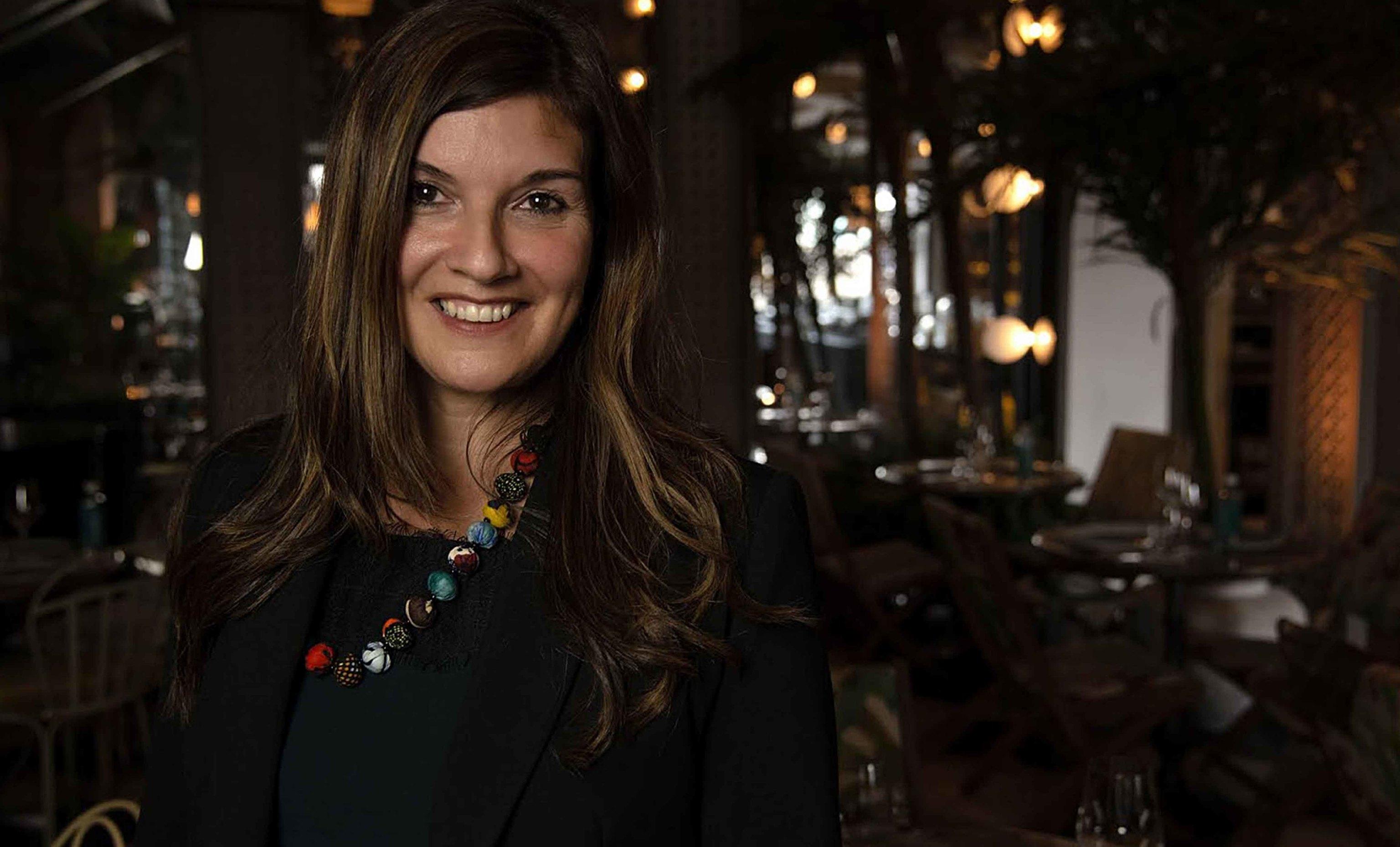 La autora de 'Volver a Canfranc' prepara ya su cuarta novela.