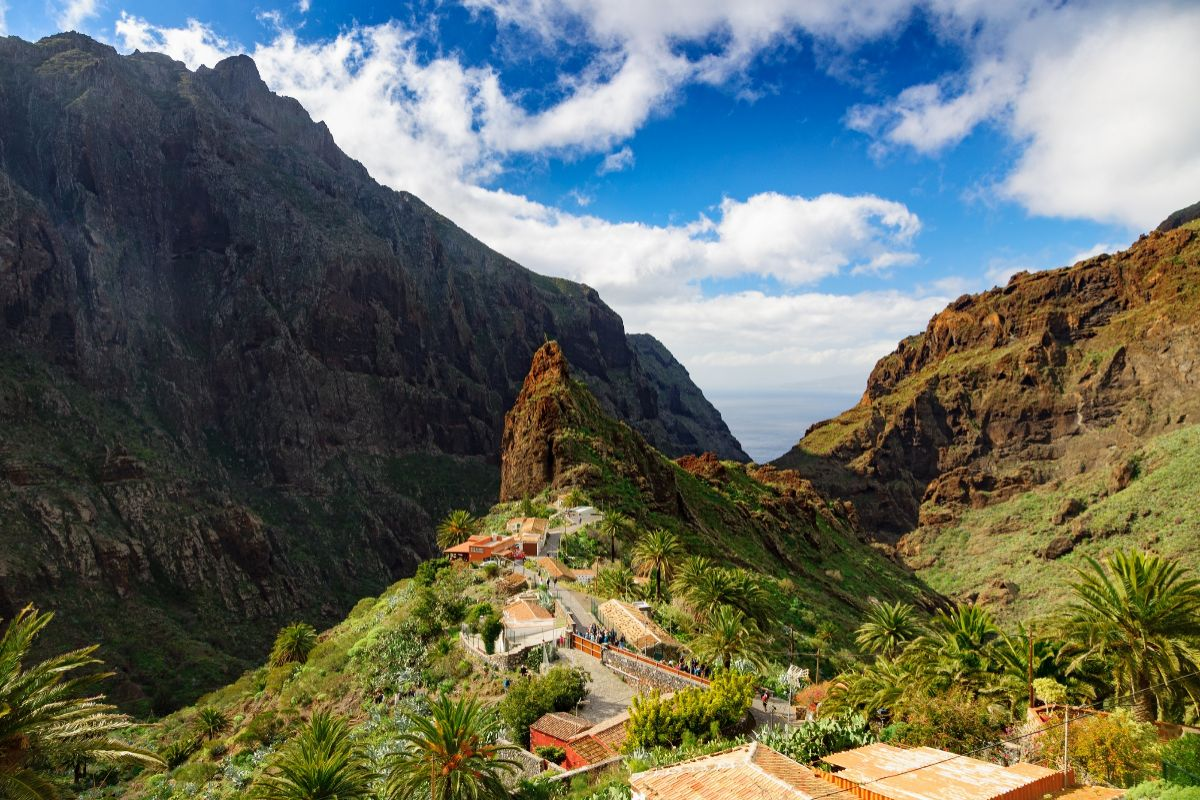 Masca (Tenerife). Foto: Shutterstock.