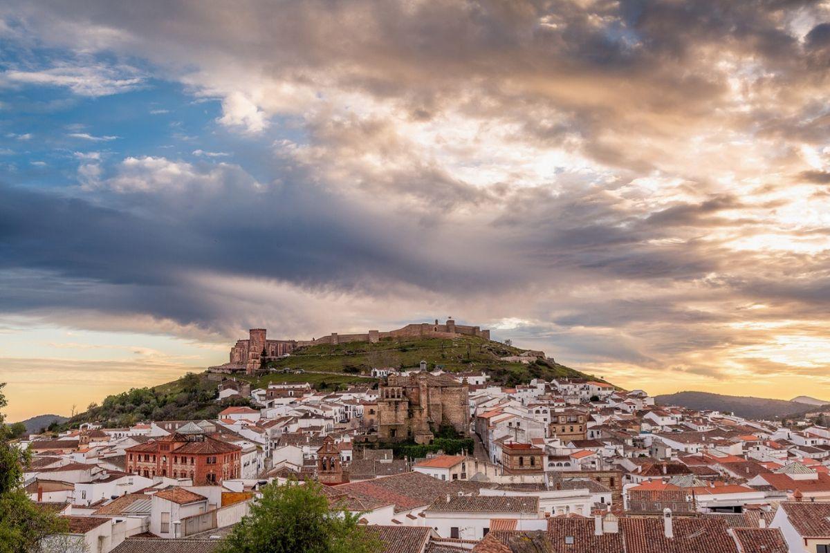 Aracena (Huelva). Foto: Shutterstock.