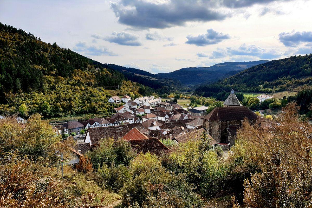Ochagavía (Navarra). Foto: Shutterstock.