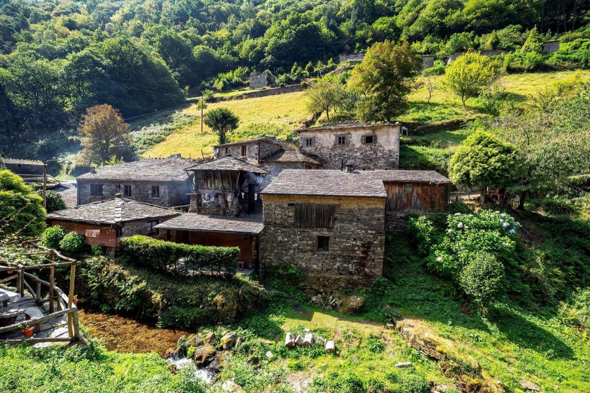 Taramundi (Asturias). Foto: Shutterstock.
