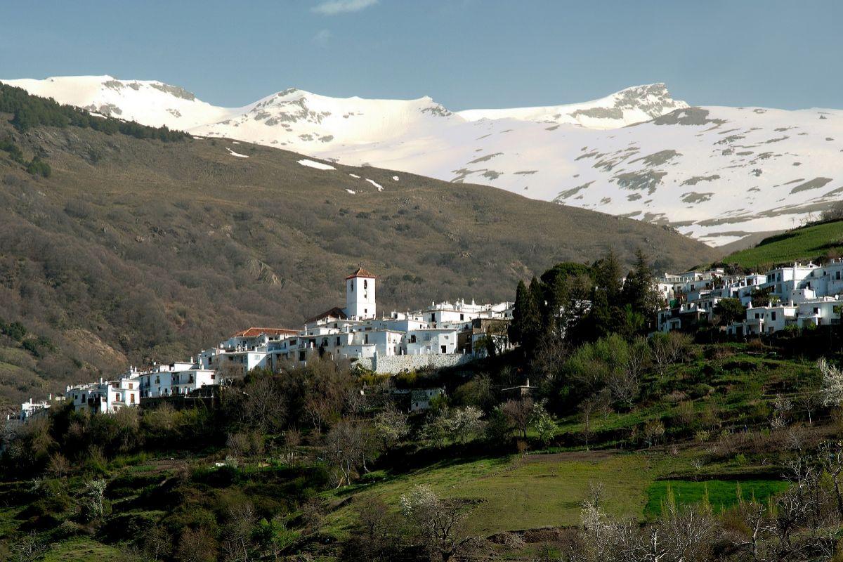 Capileira (Granada). Foto: Shutterstock.