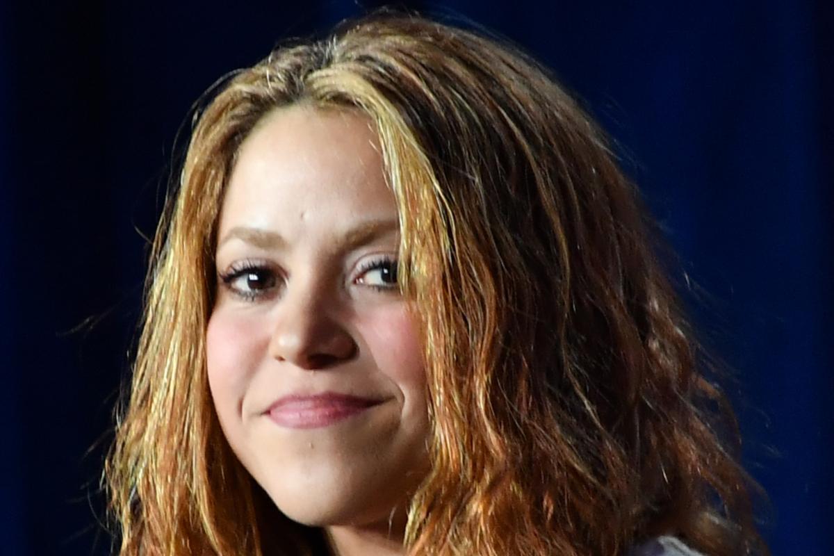 Shakira, en enero de 2020.