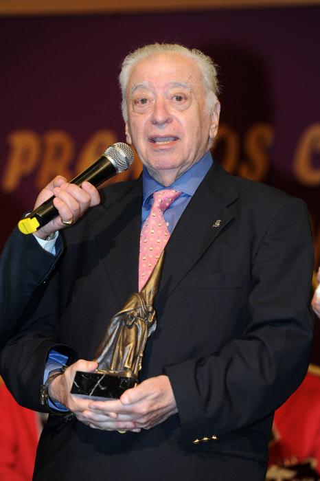 El periodista Tico Medina.