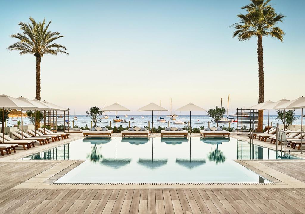 El nuevo BiBo de Dani García se encuentra en el Nobu Hotel Ibiza Bay.