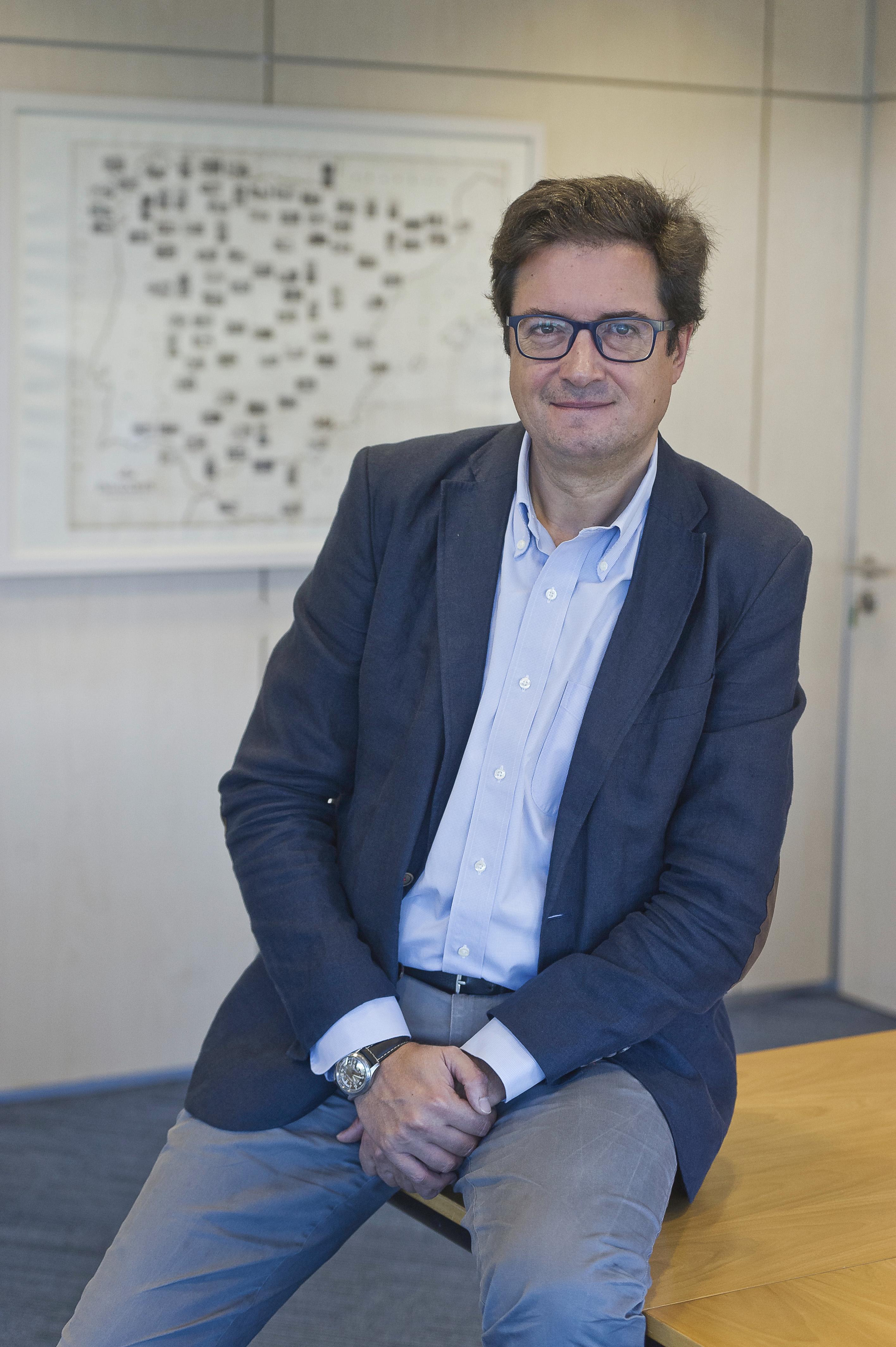 Óscar López, en una imagen de 2019.