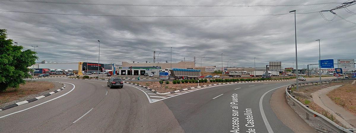 Ciudad del Transporte de Castellón.