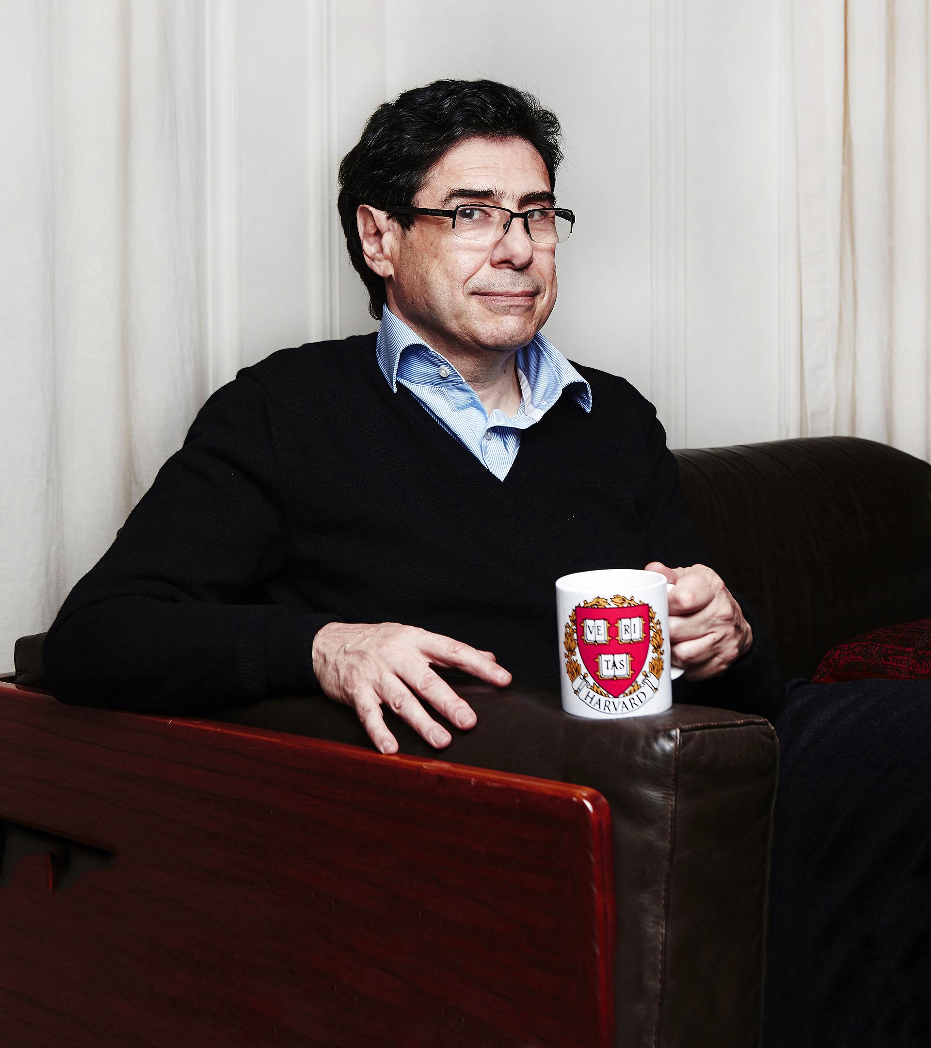 """Philippe Aghion: """"El problema no es que haya un Bill Gates; el problema es que nadie más pueda serlo"""""""