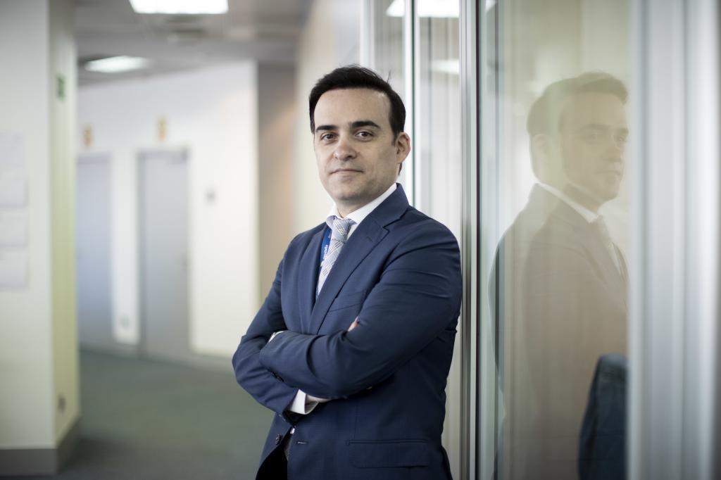 Pedro Javier Martínez, CEO de Deudafix.
