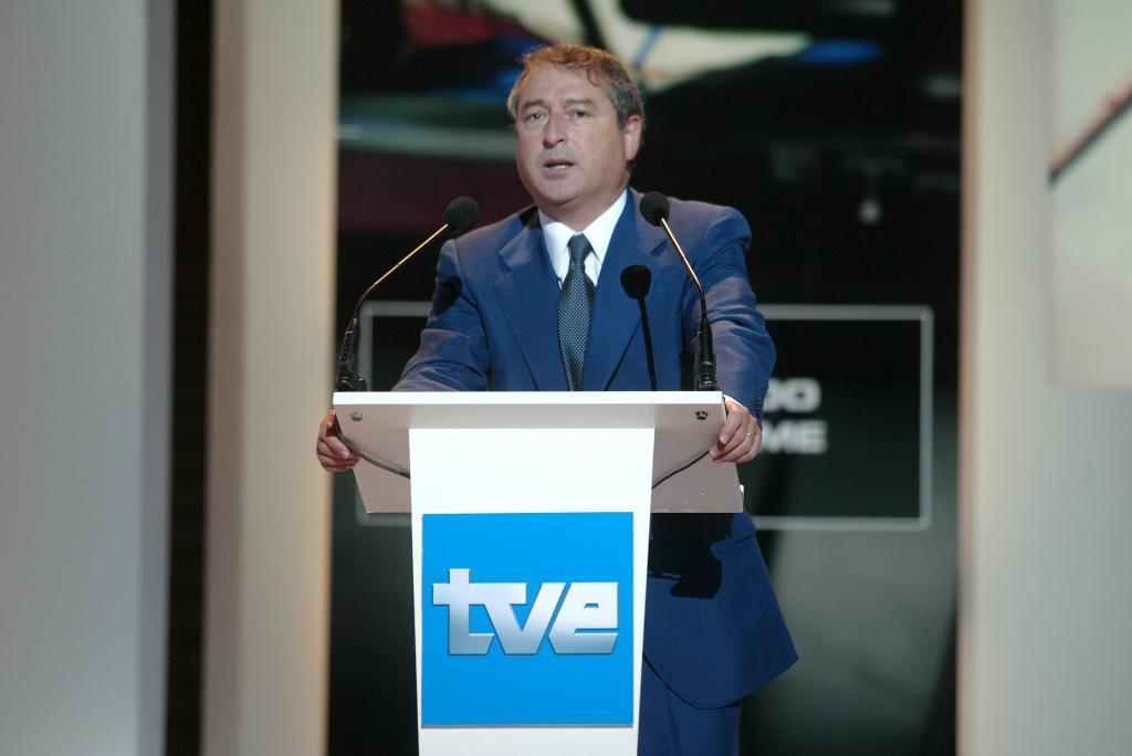 El nuevo admionistrador de Telemadrid, José Antonio Sánchez