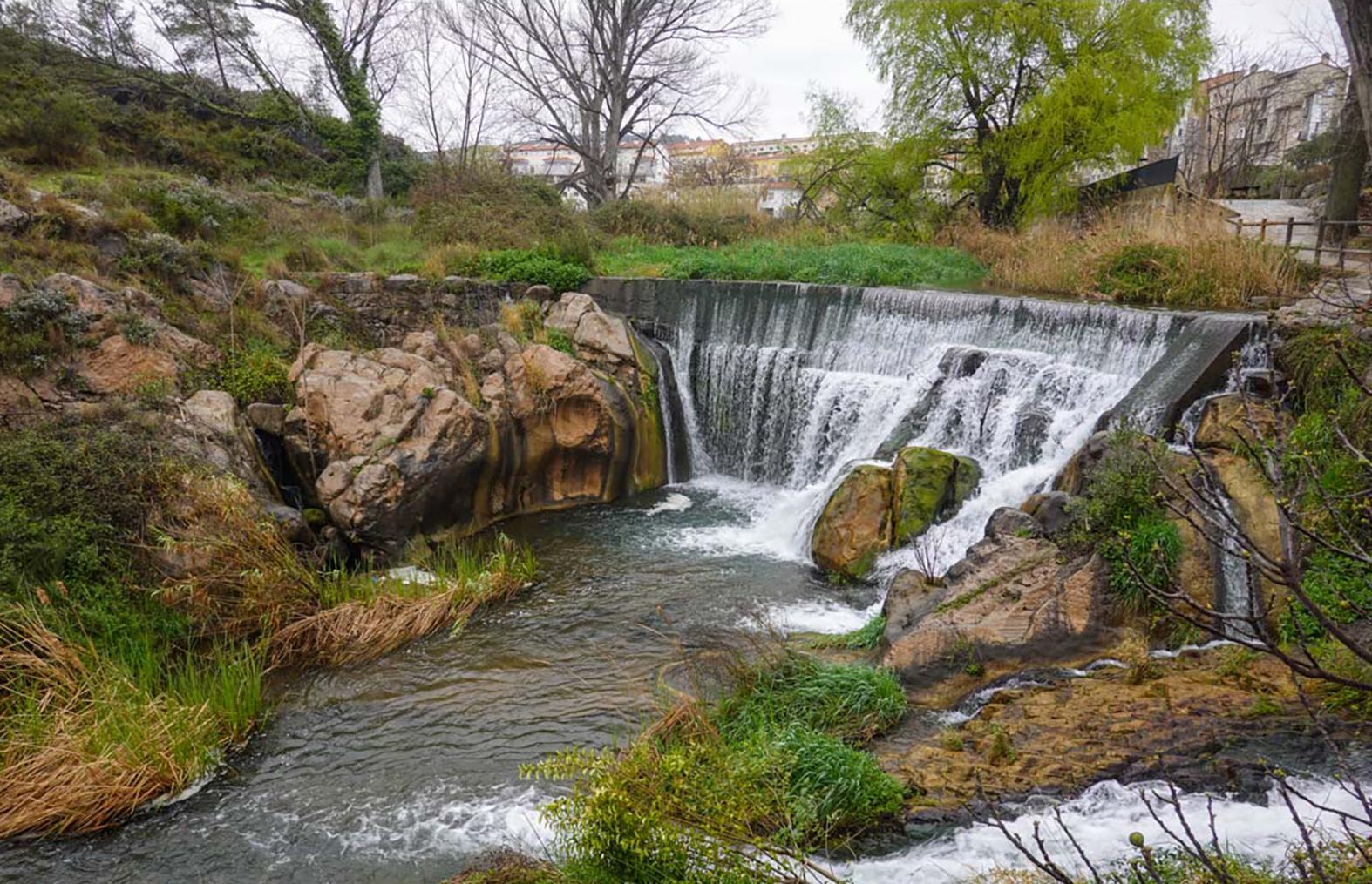 La Vuelta de la Hoz, un rincón en el que perderse dentro del paisaje natural de Jérica, en la provincia de Castellón.
