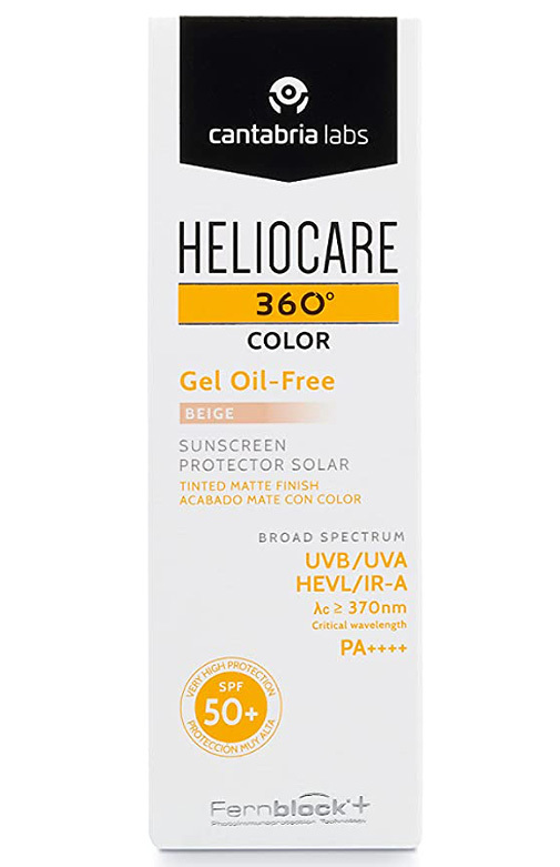 Gel Oil-Free Heliocare, de Cantabria Labs.