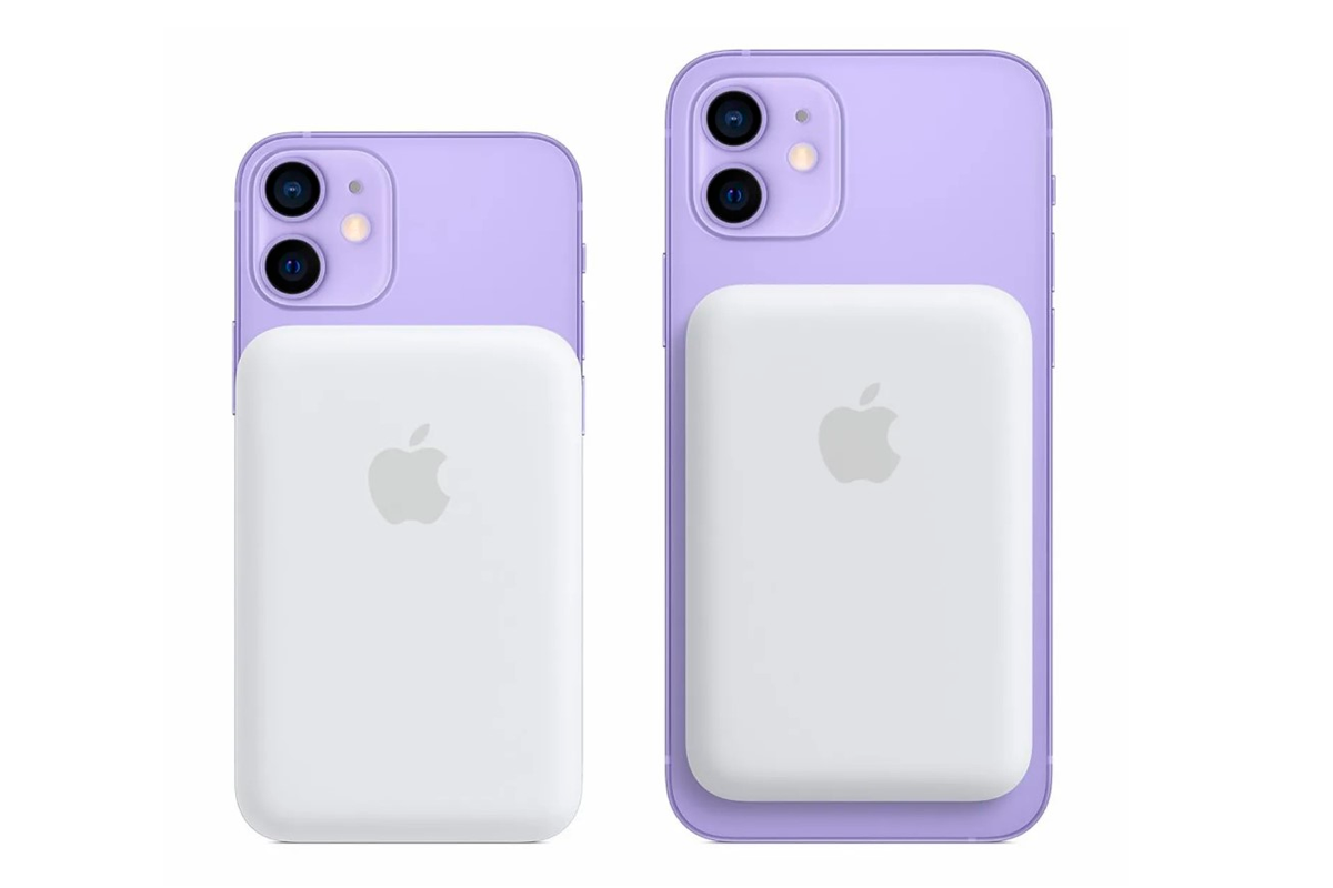 Apple lanza una batería externa para el iPhone y que se recarga sin cables