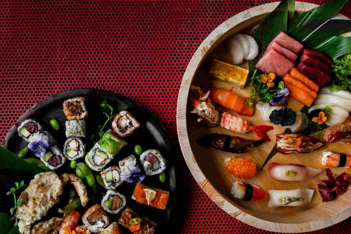 Red Project Sushi.