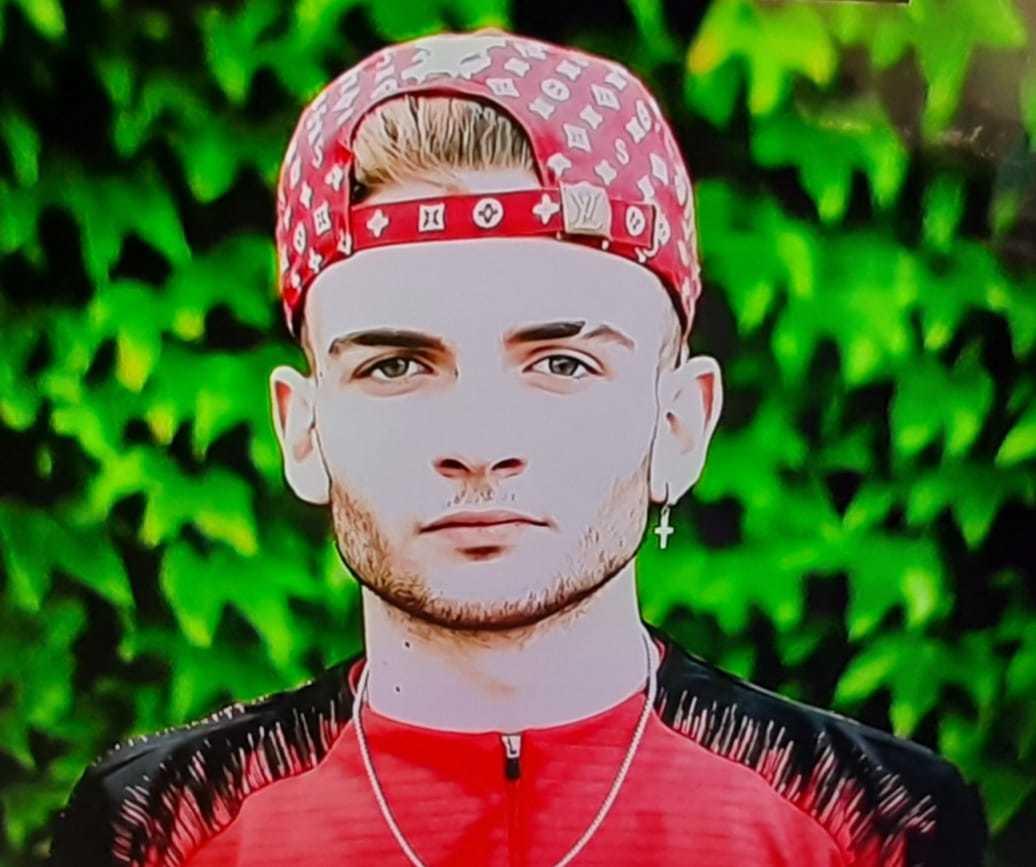 Isaac, el joven asesinado a puñaladas.