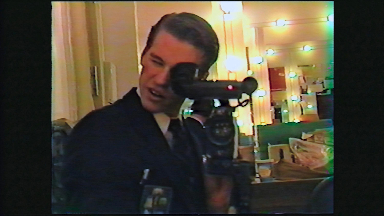 Val Kilmer en el documental 'Val'.