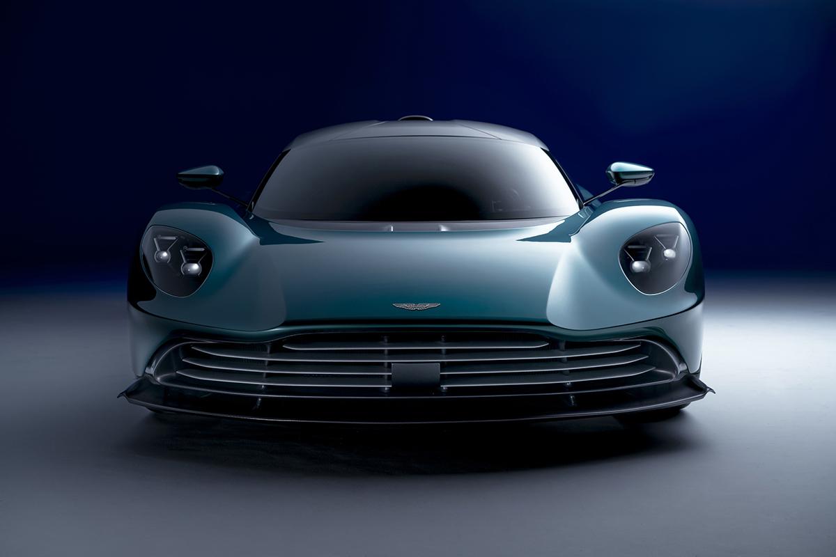 Aston Martin Valhalla: casi 1.000 caballos híbridos