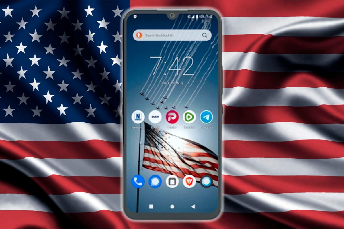 Freedom Phone: así es el teléfono de la derecha conservadora norteamericana