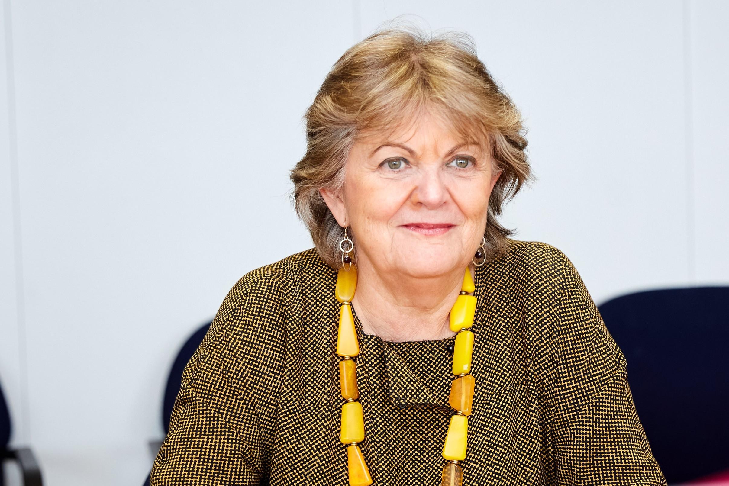 La Comisaria de Cohesión y Reformas de la Unión Europea, Elisa Ferreira