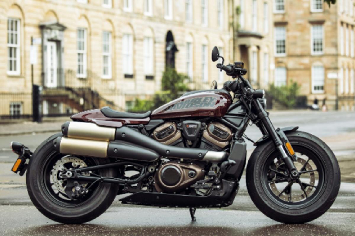 Harley-Davidson 'resucita' su modelo m