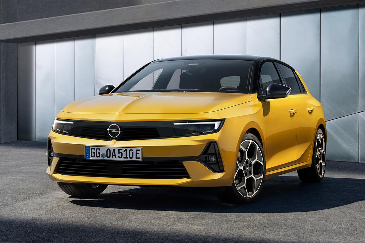 Opel desvela la sexta generación del Astra