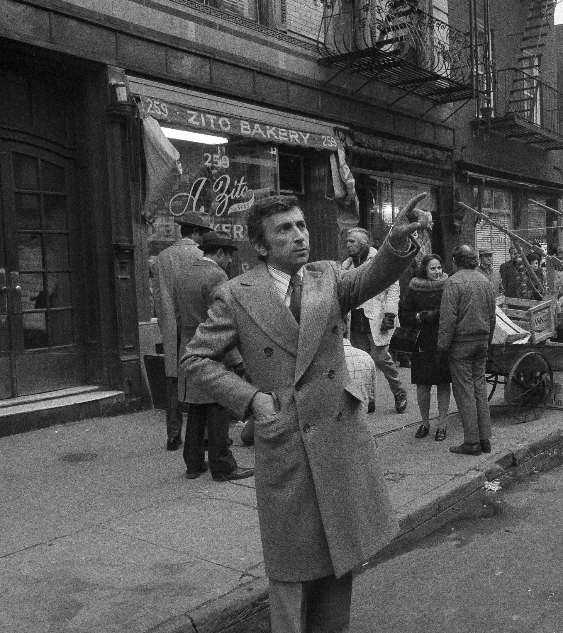 """Gay Talese y la no-entrevista que cambió la historia del periodismo: """"Yo ni siquiera quería escribir sobre Sinatra"""""""