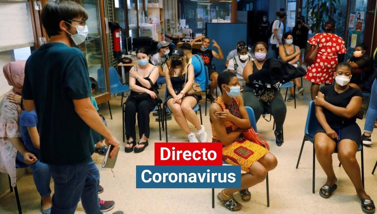 Vacunación contra el coronavirus en Valencia