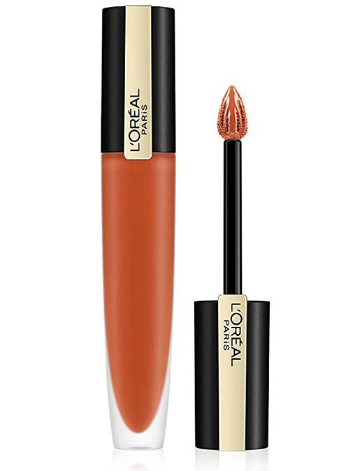 Make-up Designer Rouge Signature, de L'Oréal Paris.