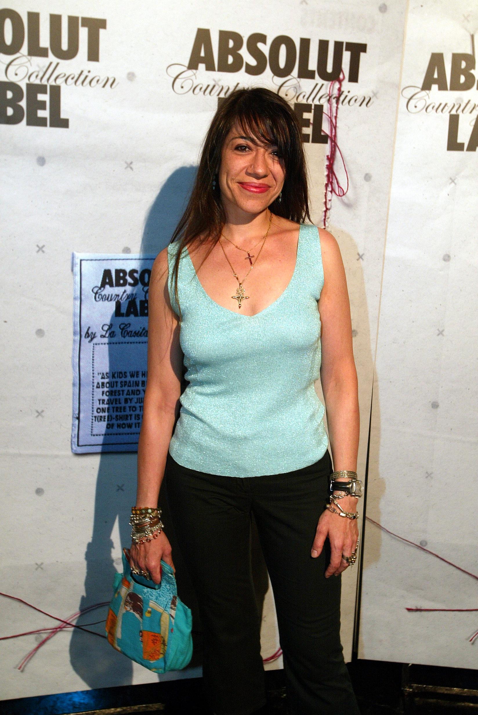 Mónica Bardem en una imagen de 2010