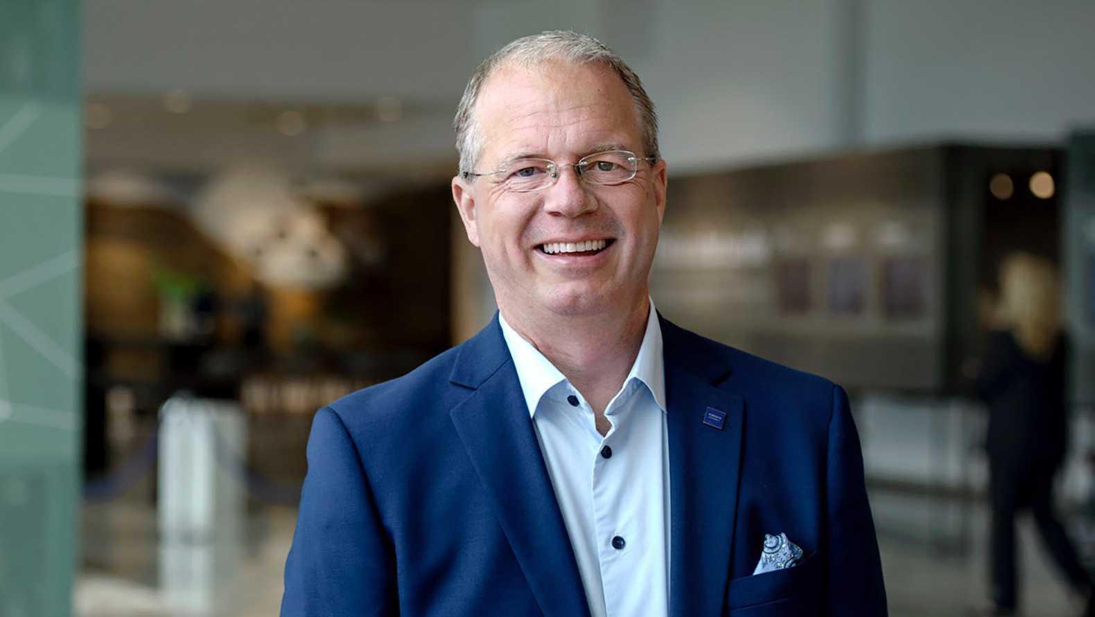Martin Lundstedt, presidente y consejero delegado de Volvo Group.