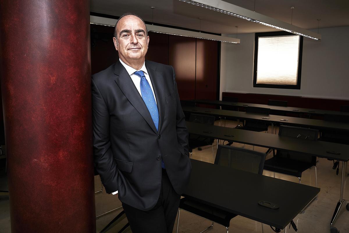 Ferrán Rodríguez, presidente del Instituto de Censores Jurados de Cuentas de España (ICJCE).