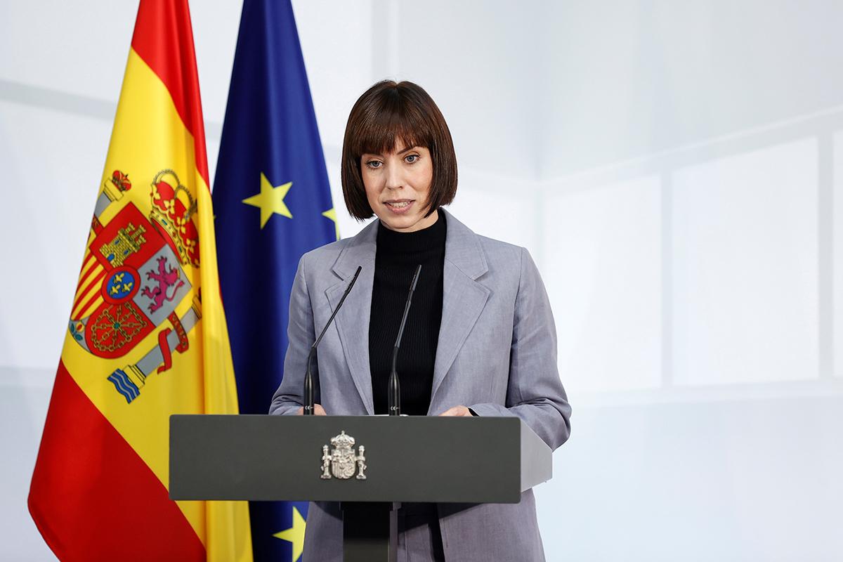 La ministra de Ciencia, Diana Morant.