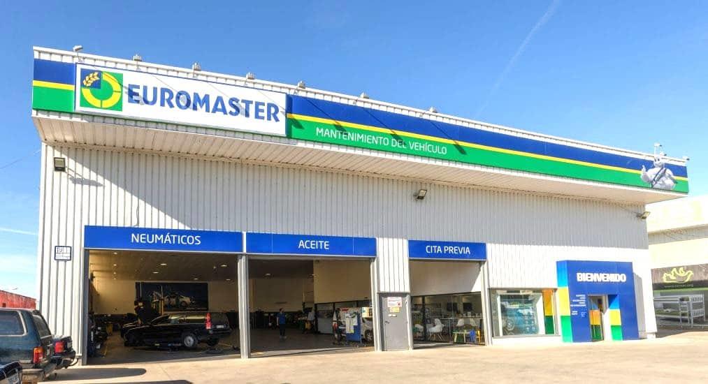 Taller de reparación de Euromaster, talleres, averías, batería, neumáticos, frenos