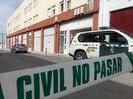 Secreto de sumario en el crimen de Estepa y la Guardia Civil reconstruye los hechos con el detenido;EUROPA PRESS;   Calle de la vivienda del autor confeso del crimen