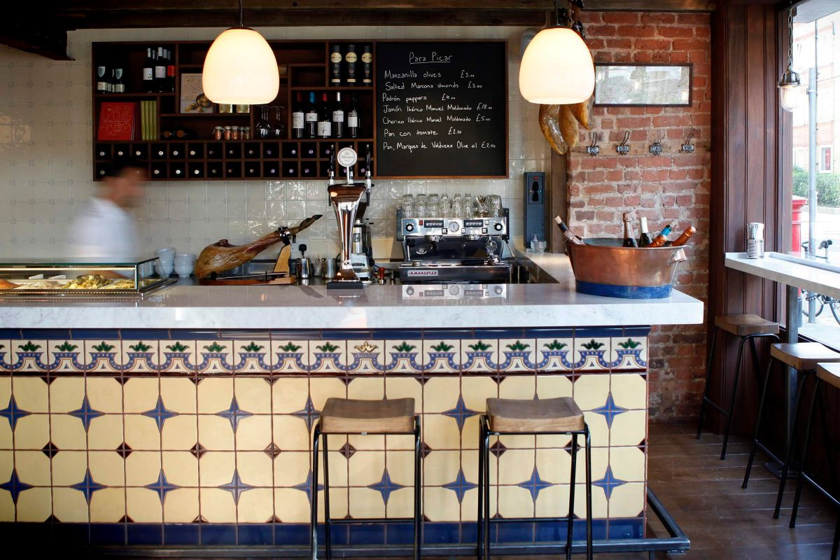 José Tapas Bar, el primer restaurante que abrió en Londres el chef y empresario.