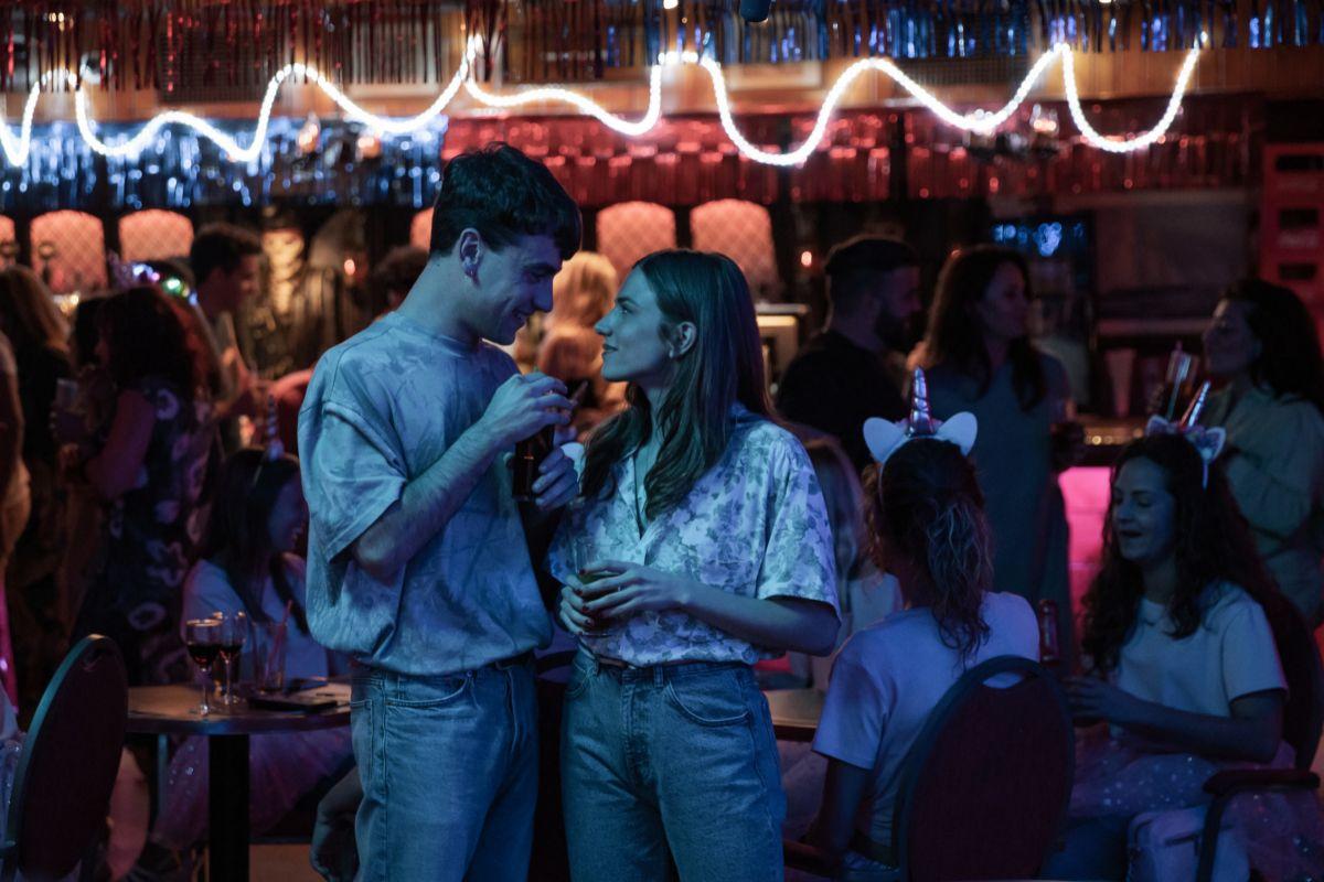 Àlex Monner y Marina Salas protagonizan la película.