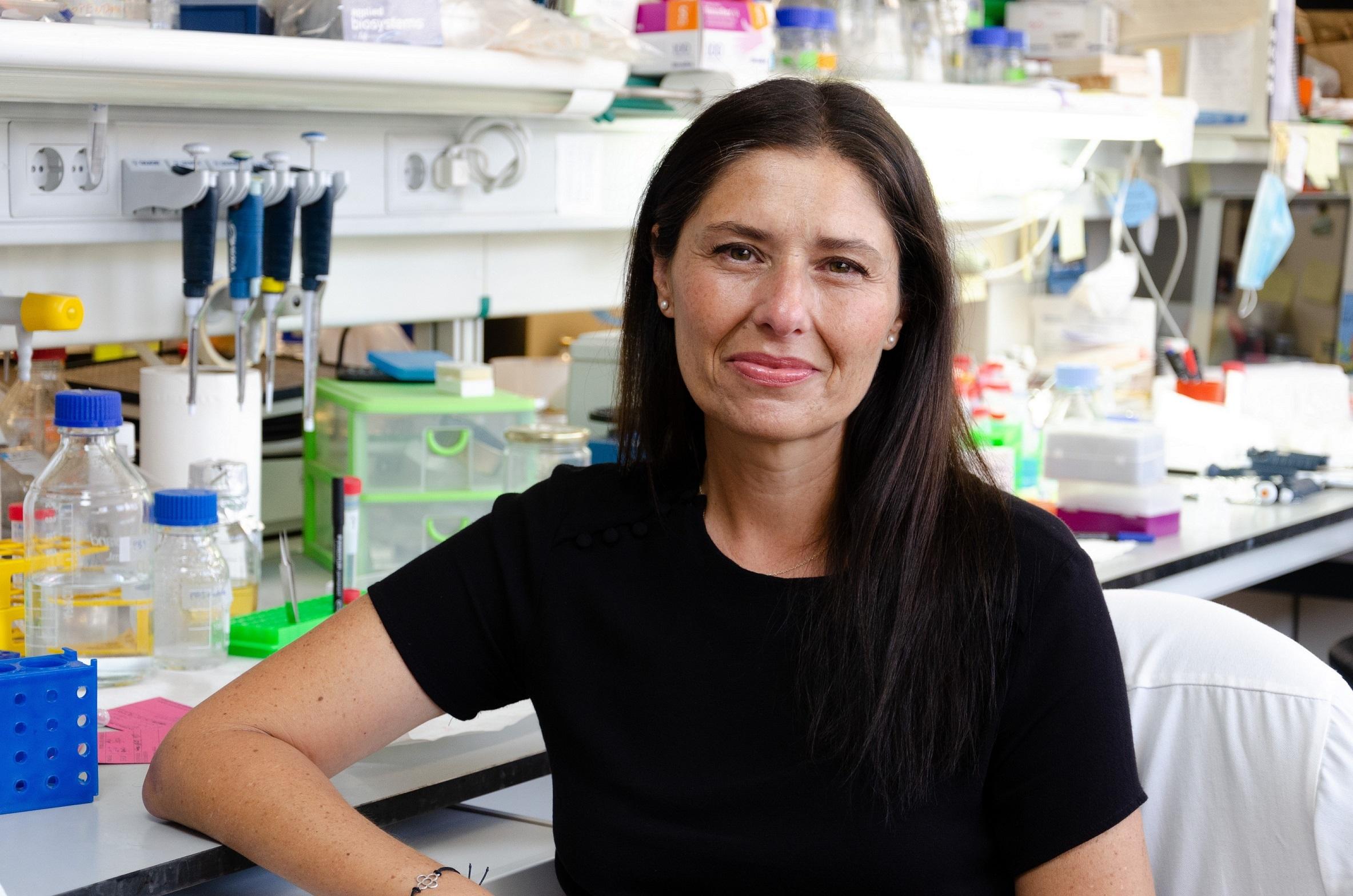 La investigadora Eloísa Herrera, del Instituto de Neurociencias de Alicante-CSIC.