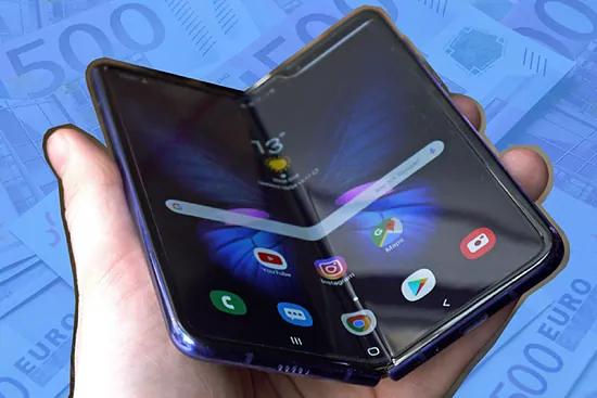 Samsung viene apostando por los teléfonos plegables desde el año 2019.