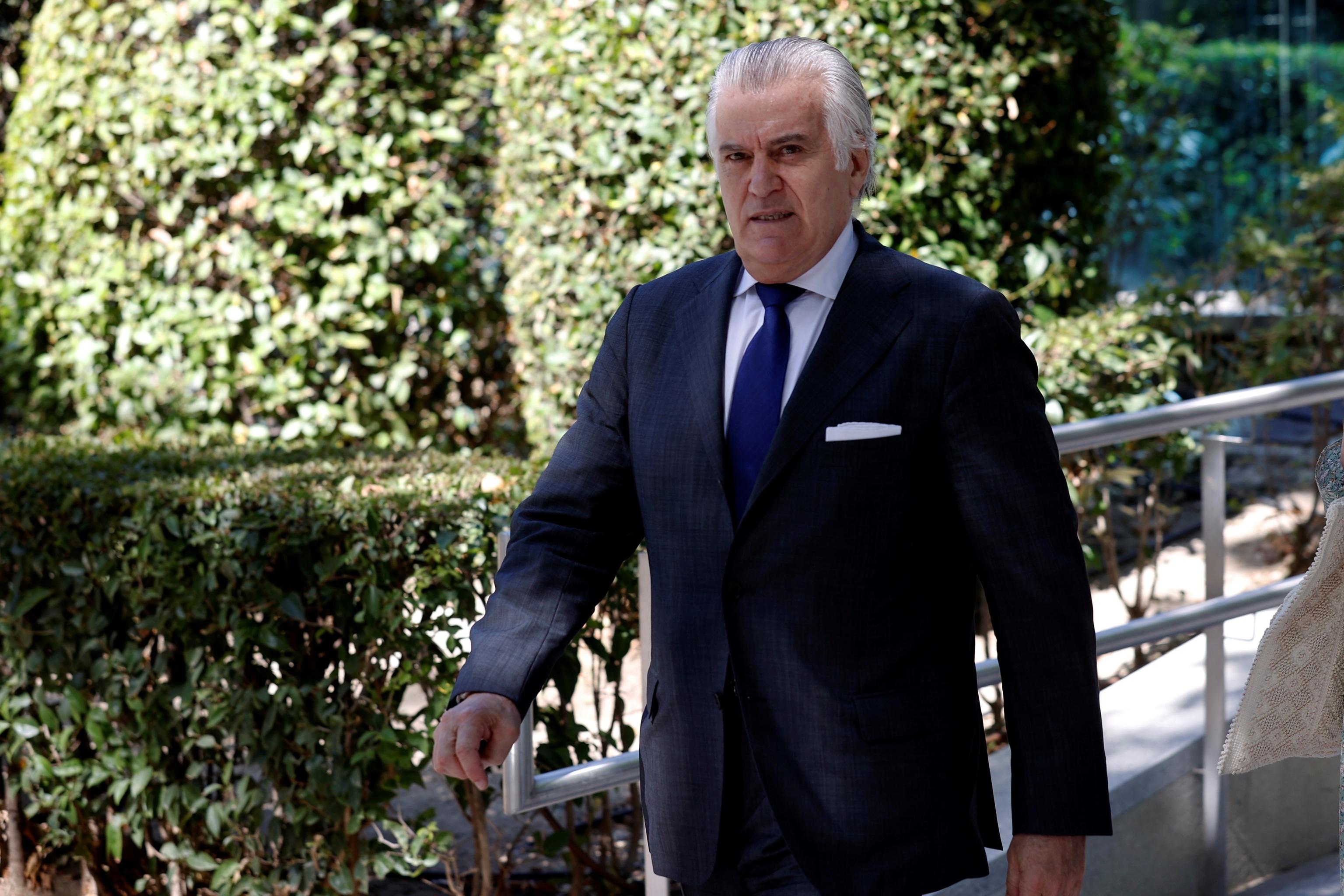 Luis Bárcenas, en una imagen reciente.