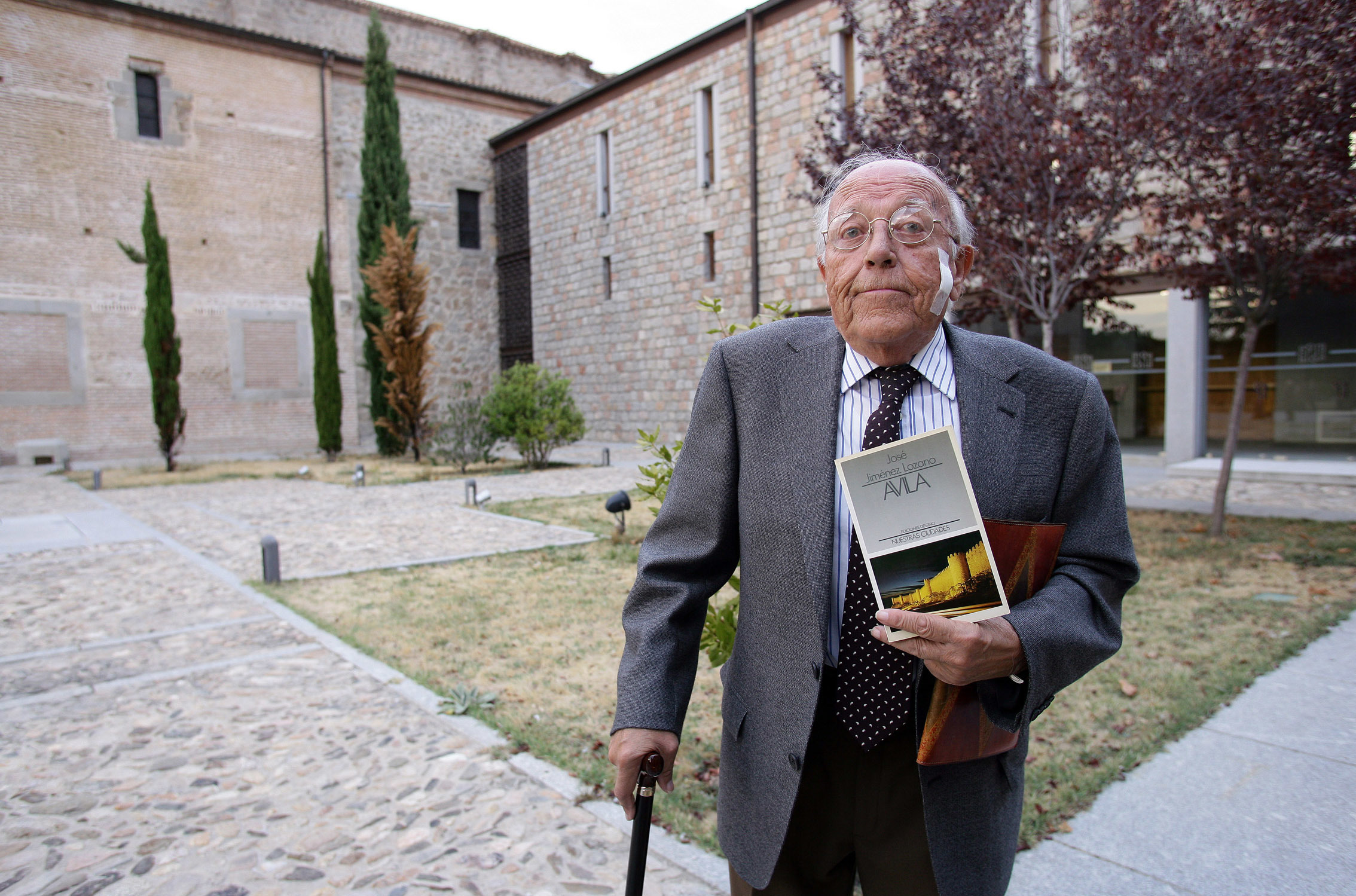 escritor José Jiménez Lozano