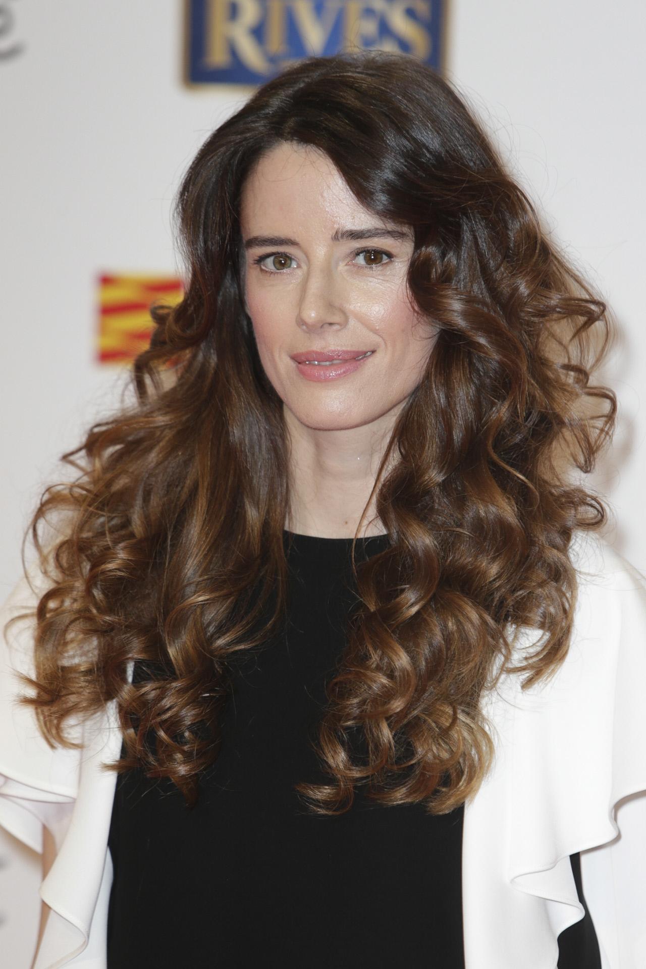 Pilar López de Ayala, en una de sus últimas apariciones públicas, en 2018.