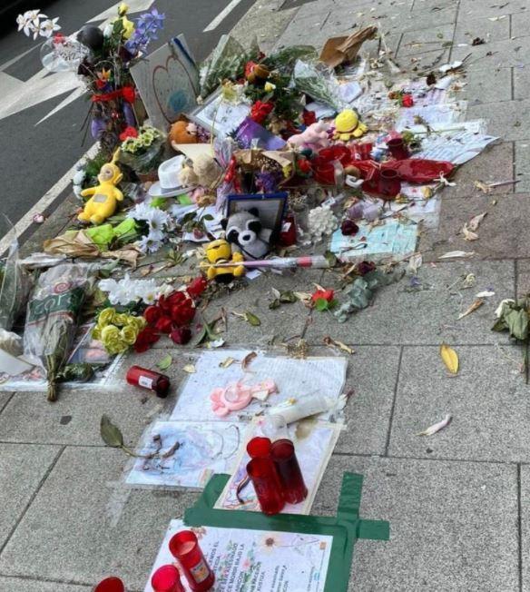 Destrozan el altar de Samuel Luiz en A Coruña