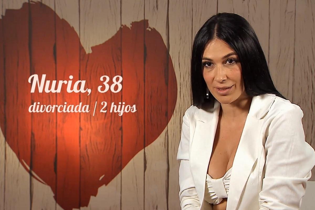 Nuria, la concursante de First Dates que quiere ser una Kardashian.