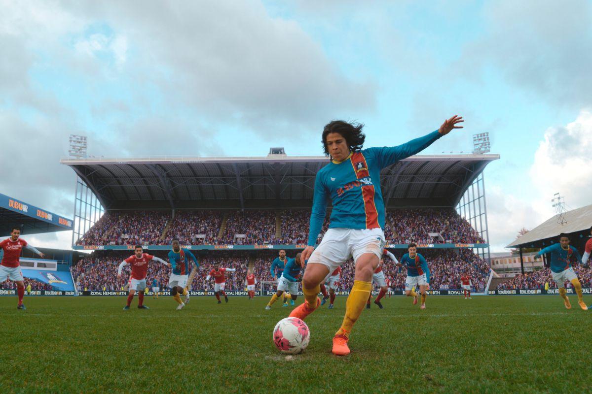 La serie muestra partidos de fútbol de la liga inglesa.