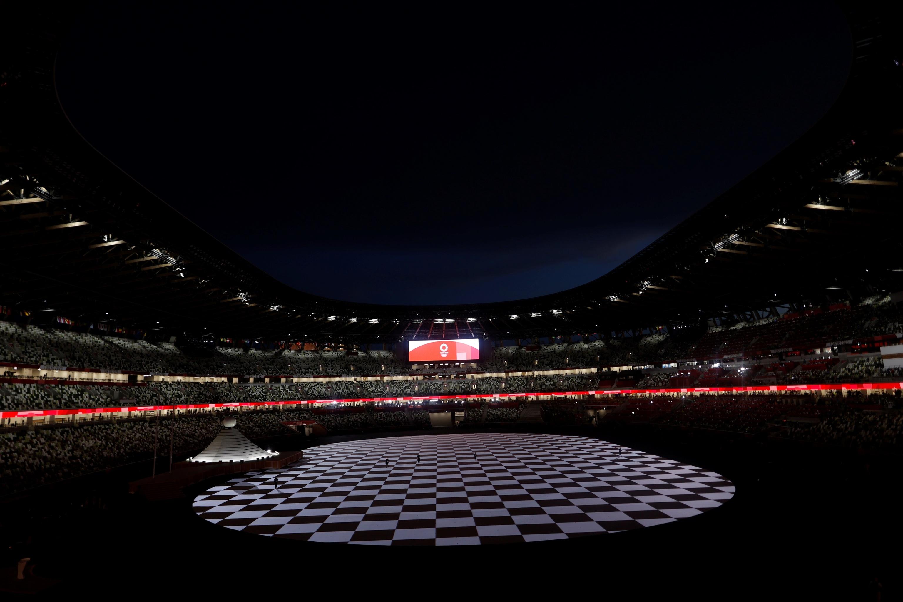 Ceremonia de apertura - Tokio 2020 - Juegos Olímpicos 2021