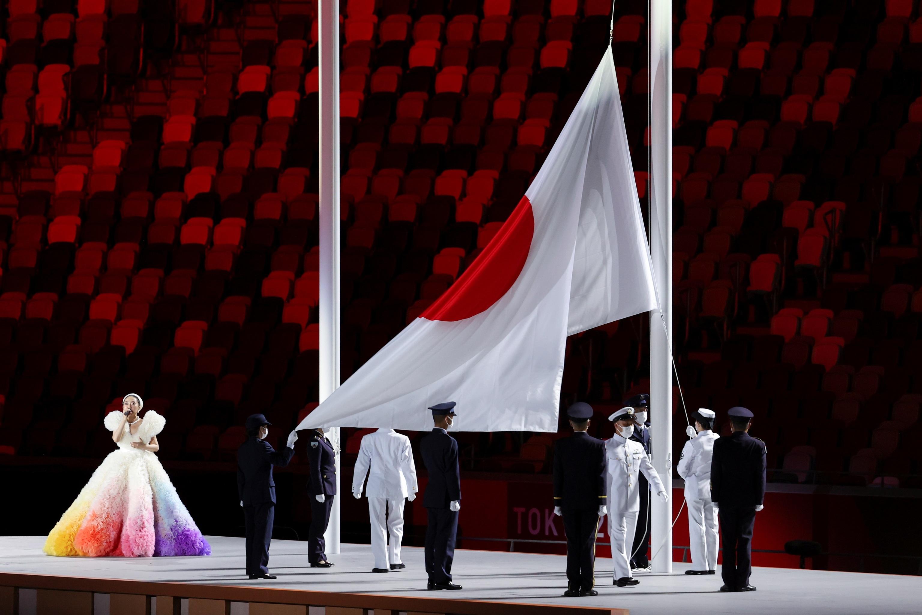 Ceremonia de inauguración - Tokio 2020 - Juegos Olímpicos de 2021